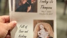 Tenley Thompson Memorial
