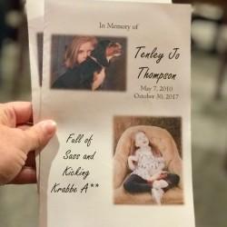 Tenley Thompson Memorial
