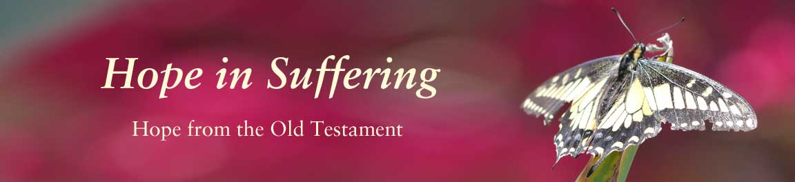 Hope in Suffering: Old Testament