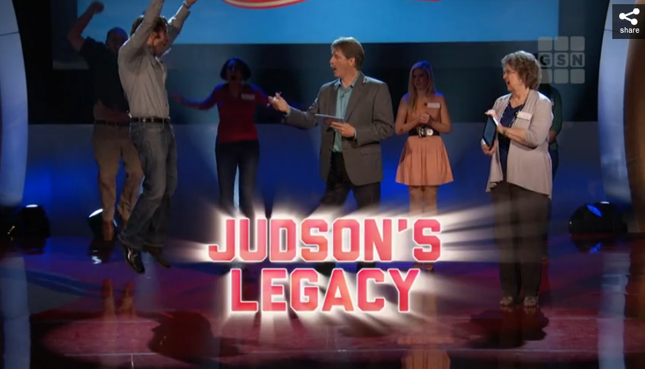 Judson's Legacy Wins Round One