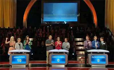 Season 1, Episode 2 of The American Bible Challenge