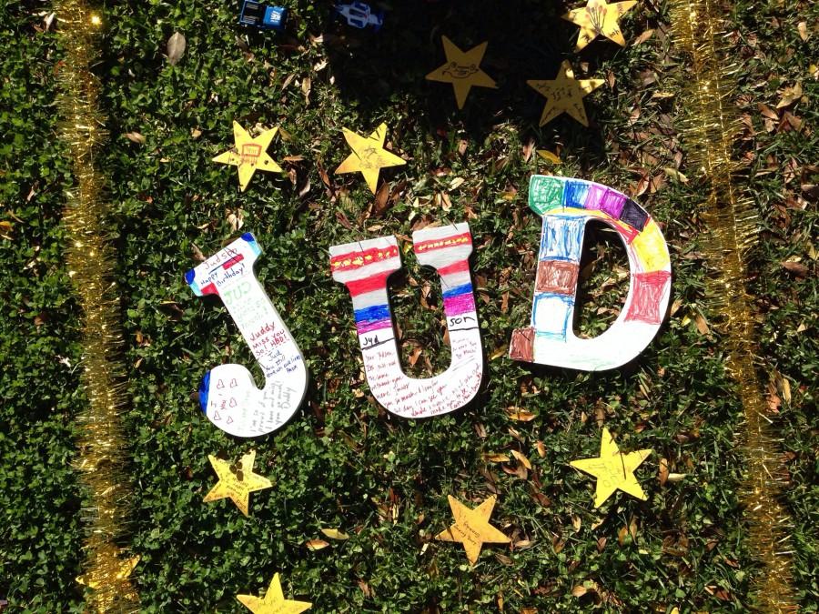 Jud Gravesite