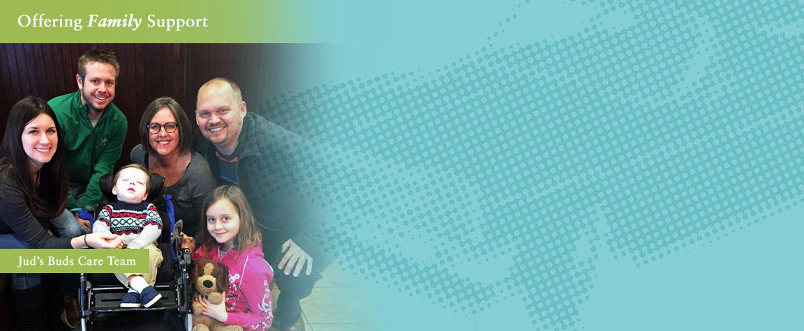 Homepage Slider Family Support