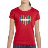 Girl's Heart Shirt