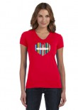 Ladies Heart Shirt