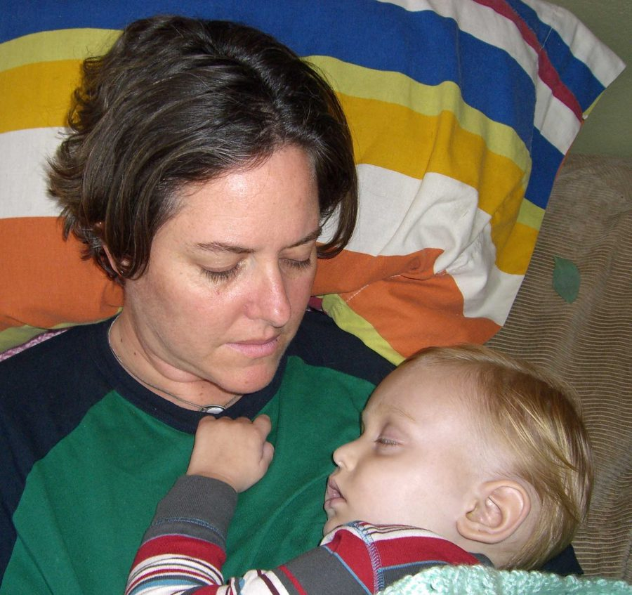 Twelve Years: Judson & Mommy